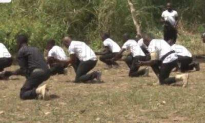 Watch Video Of The New SWAT Officers Undergoing Training