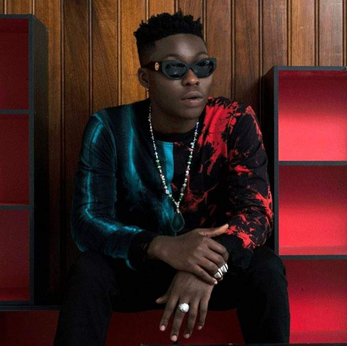 """Reekado Banks to release song titled """"You dey mad"""", weeks after Wizkid called him an animal"""