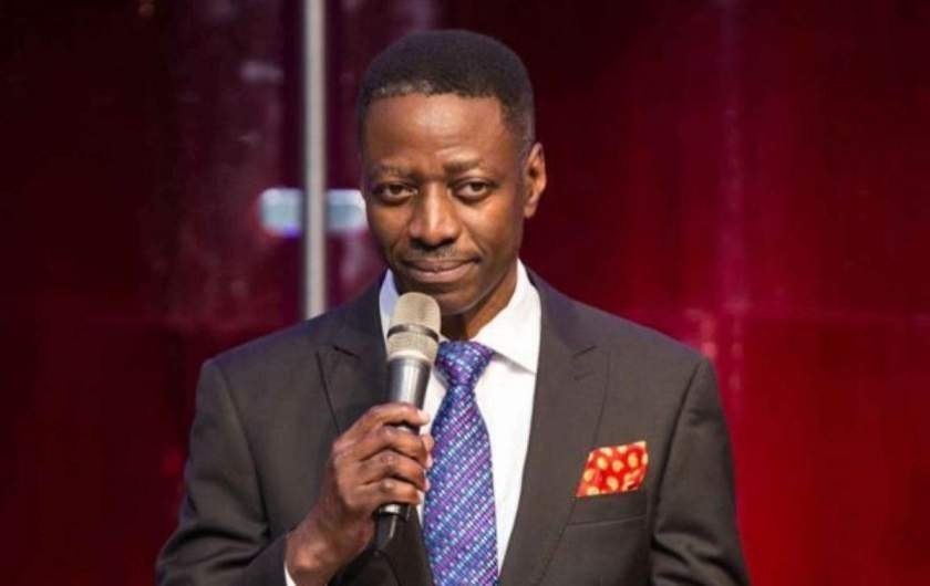 Pastor Sam Adeyemi reacts to lawsuit filed against himself and 49 other celebrities over support for #EndSARS protest