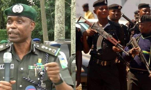 Use your firearms when your life is in danger - IGP tells police officers (Video)