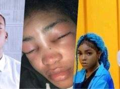 Singer, Lil Frosh insists on not beating up his ex-girlfriend, shares chat screenshots as proof