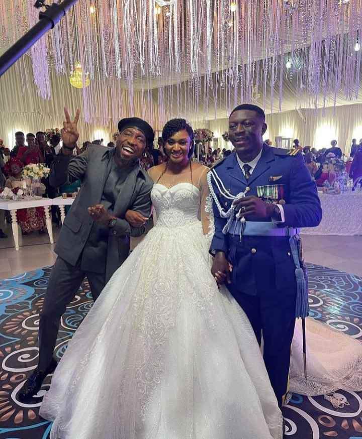 Timi Dakolo's wedding performance