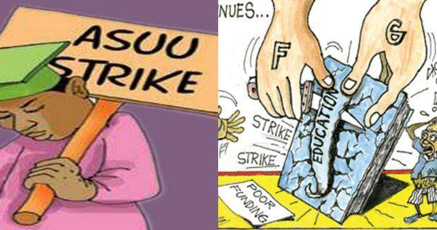 BREAKING: ASUU agrees to call off strike