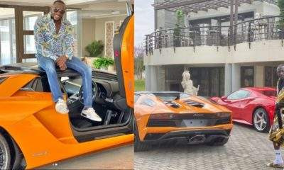Popular socialite, Ginimbi, dies in Rolls Royce crash on his way to a birthday party (Video)