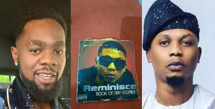 'You featured me on your album in 2012 when nobody knew me' - Patoranking celebrates rapper, Reminisce