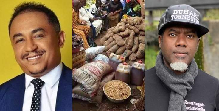True but 85% of our women won't qualify if bride price should be paid for only virgins - Daddy Freeze supports Reno Omokri