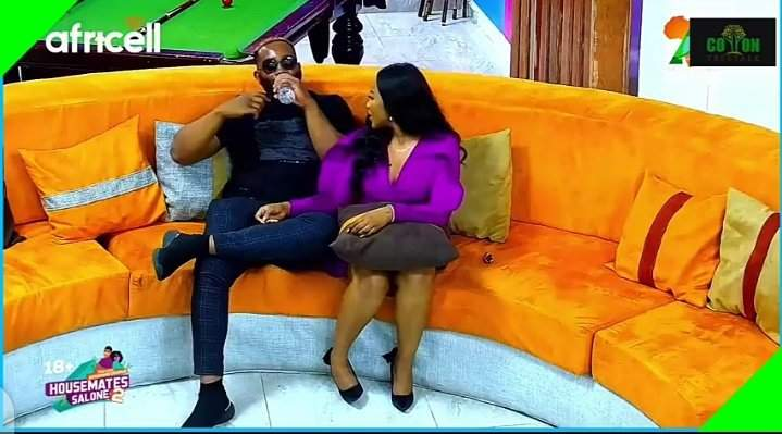 Kiddwaya Reacts After Erica Called Him Rude On National TV