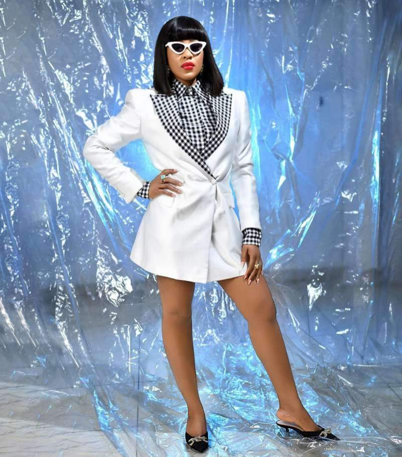 Erica reacts after Cardi B said her dressing is classy