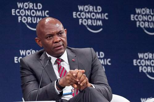 Billionaire, Tony Elumelu celebrates his triplet daughters on their 14th birthday (Photos)