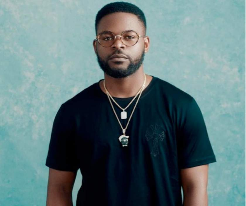 'Look at how they are embarrassing themselves' - Falz reacts to contradicting Govt. reports on Lekki shooting