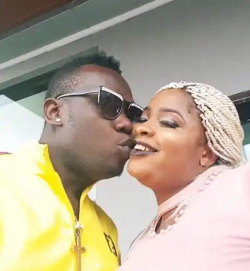 How I found out that my 4-year-old daughter, Mitchell is not mine - Duncan Mighty shares story