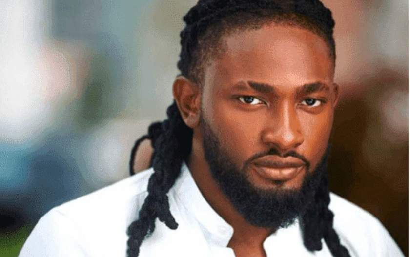 Reactions As BBAfrica Star, Uti Nwachukwu Tints His Beards Gold