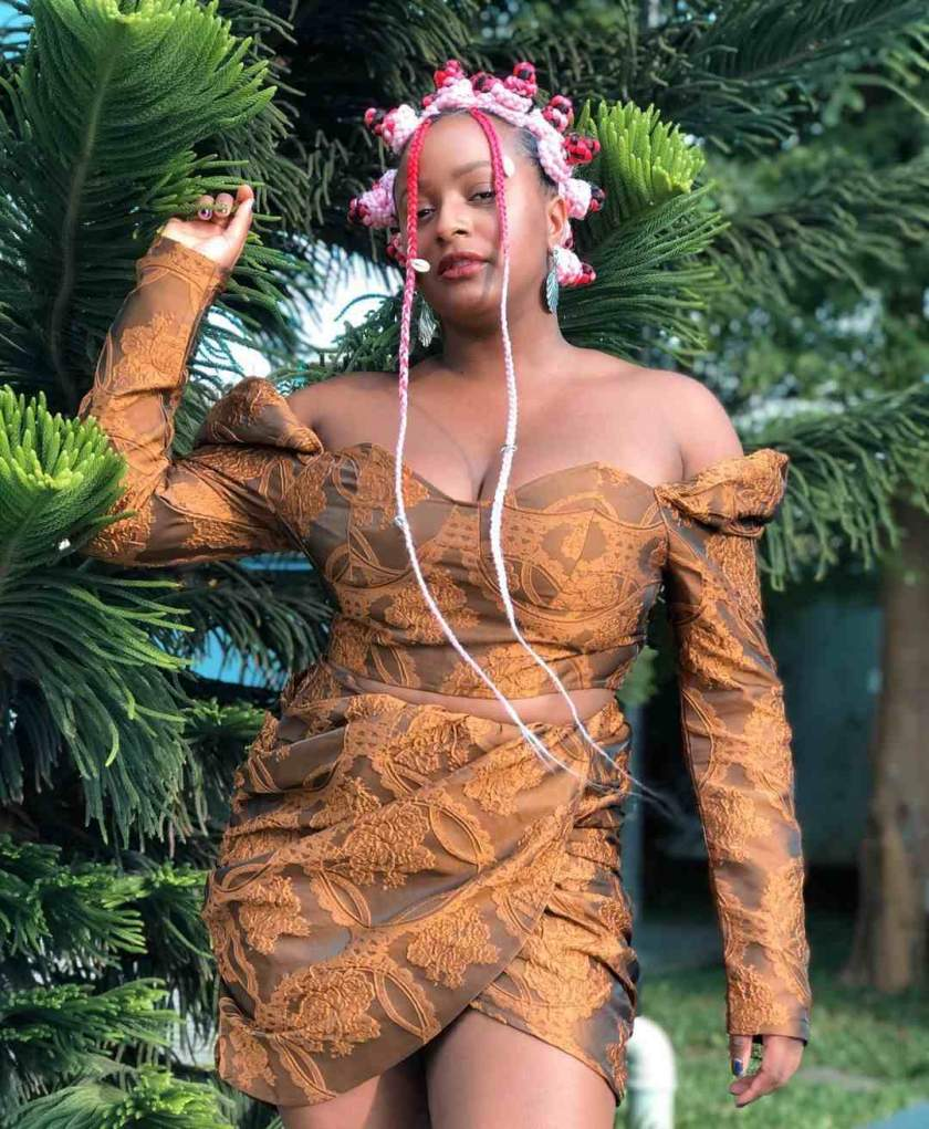 dj cuppy add weight