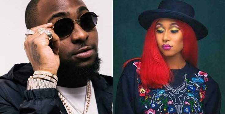"""""""I unfollowed Davido because he ignored my calls after asking me to call him"""" - Cynthia Morgan (Video)"""