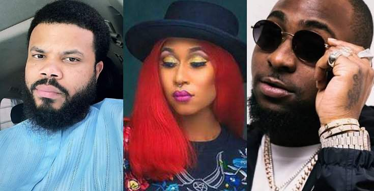 """""""She's lying and chasing clout"""" - Davido's manager reacts to Cynthia Morgan's accusation"""