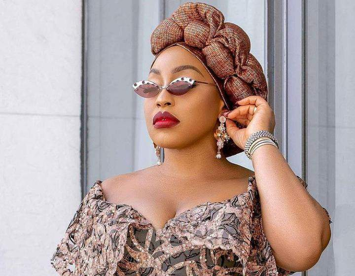Actress, Rita Dominic Finally Unveils Her Man (Photos)