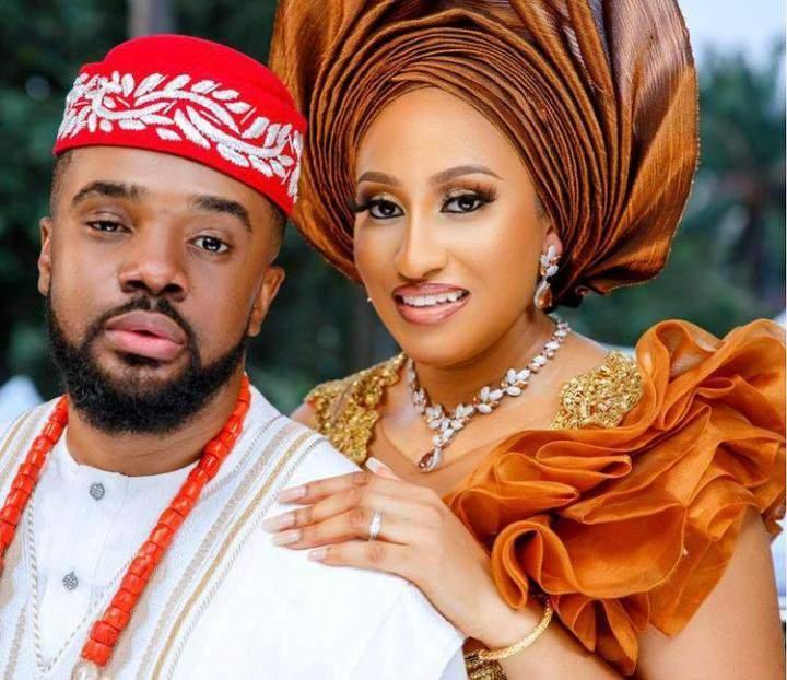 Williams Uchemba and his wife embark on honeymoon vacation (Photos)