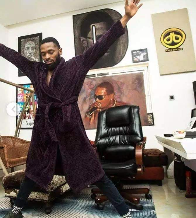 Check Out Interior of Dbanj's Luxury Mansion In Lagos Island