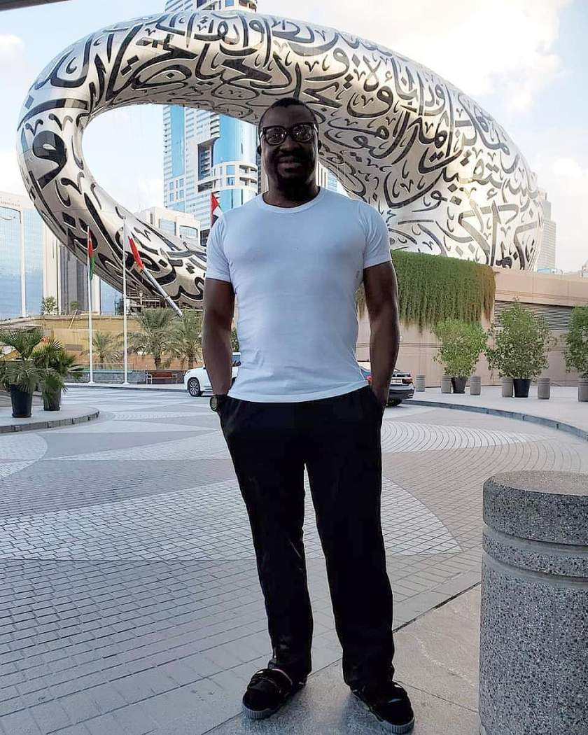 Comedian Ali Baba shares encounter with man who claimed to get his phone number in a dream