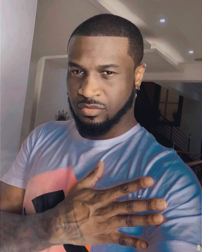 'We have moved on, do same' - Peter Okoye blasts 'Psquare' fans