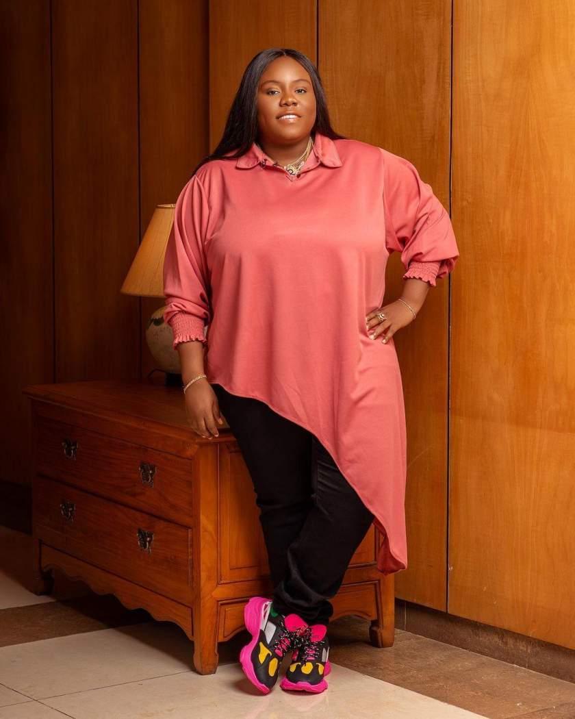 Sugar mummy of Lagos, Teni Makanaki celebrates 29th birthday