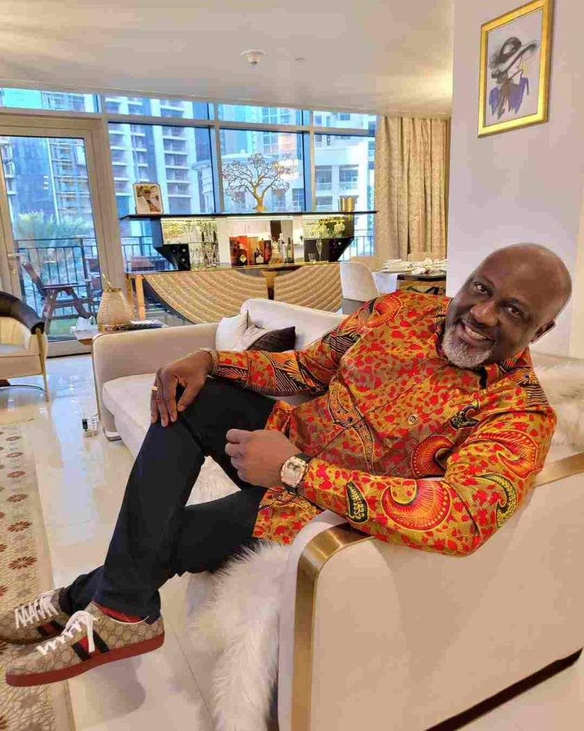 """""""You lack these virtues"""" - Nigerians drag Dino Melaye after preaching integrity, honesty"""