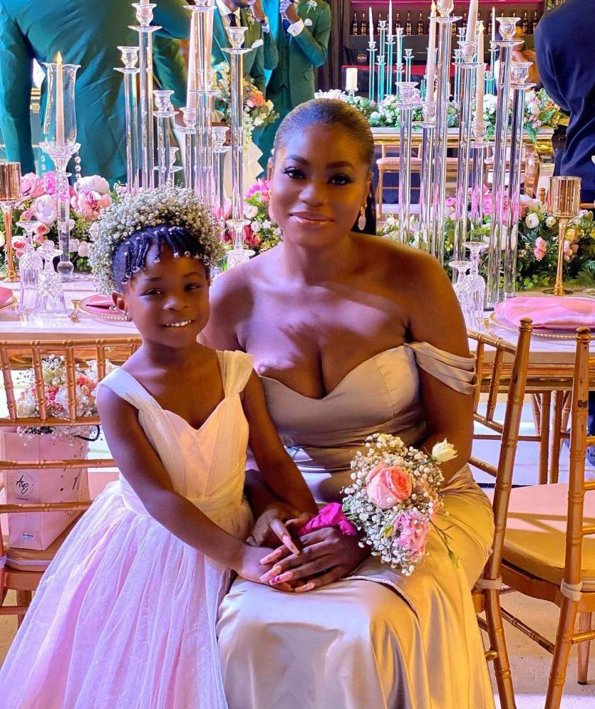 Davido's 5-year-old daughter, Imade advises her mom, Sophia to calm down (video)