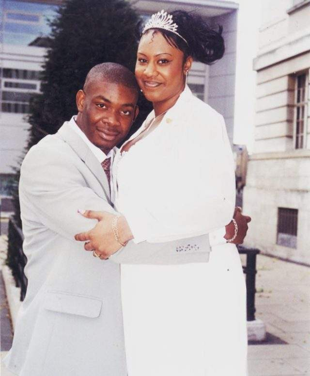 Nigerians react to Donjazzy's mother's message to her son's ex-wife, Michelle