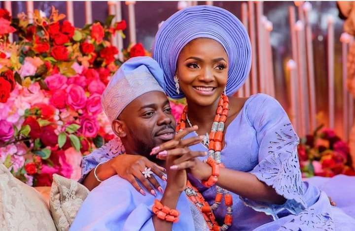 """""""How I knew Adekunle Gold was the right man for me"""" - Simi"""