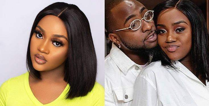Chioma sparks breakup rumour