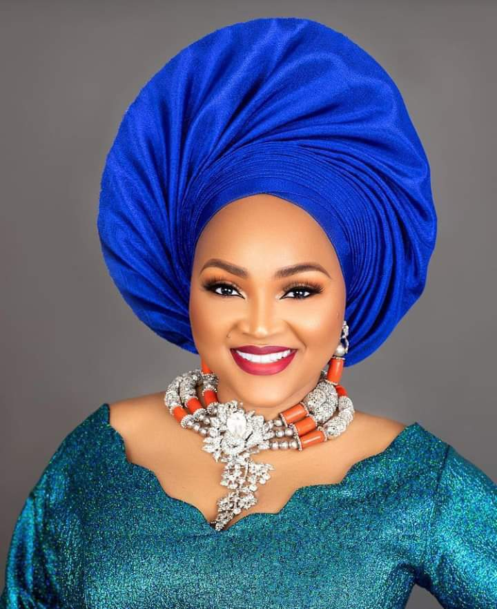 Photos and videos from actress, Mercy Aigbe's 43rd birthday
