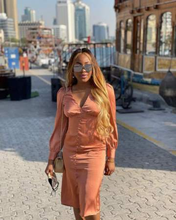 """I don't want new friends, I don't trust people"" - Erica Nlewedim (Video)"