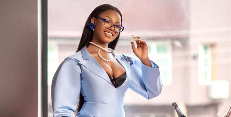 """I'm not on anybody's level in Nigeria"" - Tacha brags after Nicki Minaj followed her on Instagram (Video)"