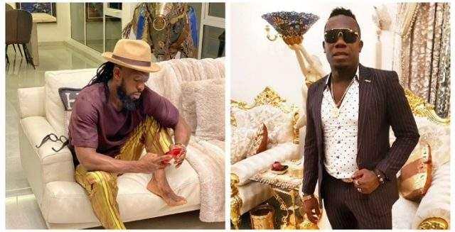"""""""Don't ever compare me to any rubbish again"""" - Timaya blasts man who compared him to Duncan Mighty"""
