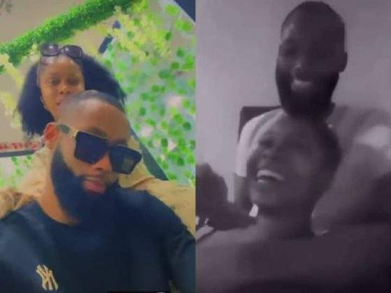 BBNaija's Tochi finally reacts to viral dating rumours with Princess