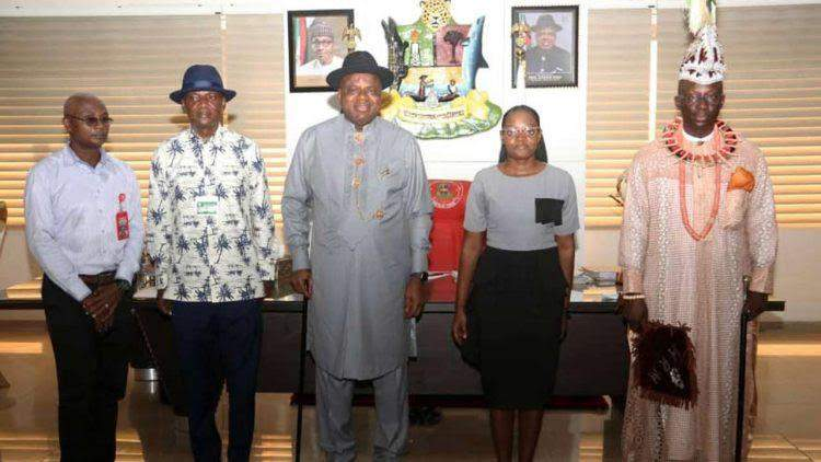 Nengi removed as Face of Bayelsa Girl Child, replaced with first class student