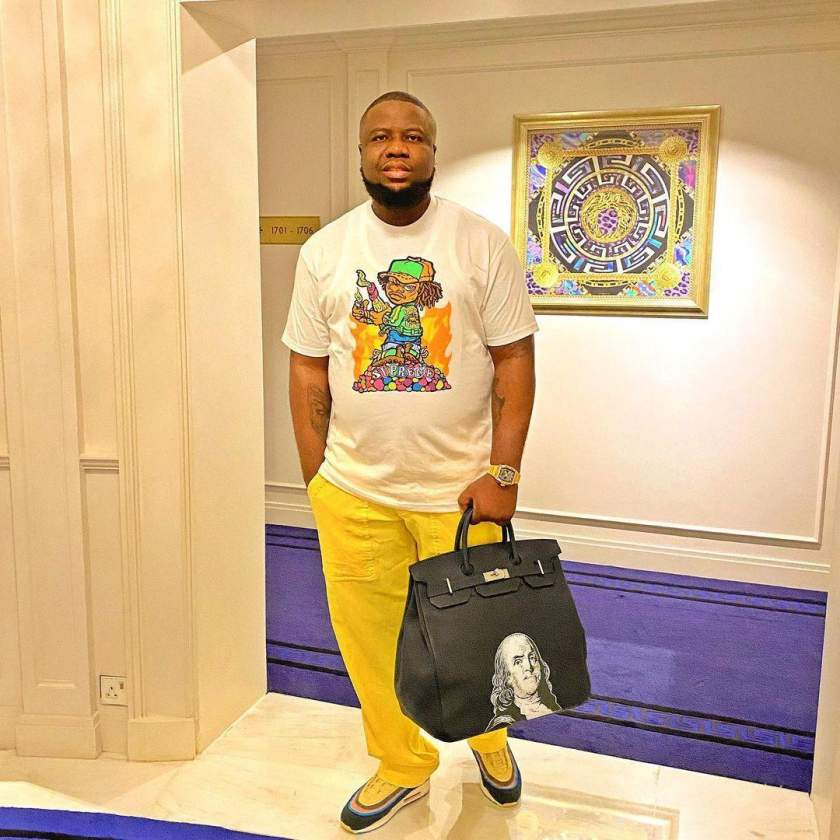 King Spesh Calls For The Release Of Woodberry And Hushpuppi