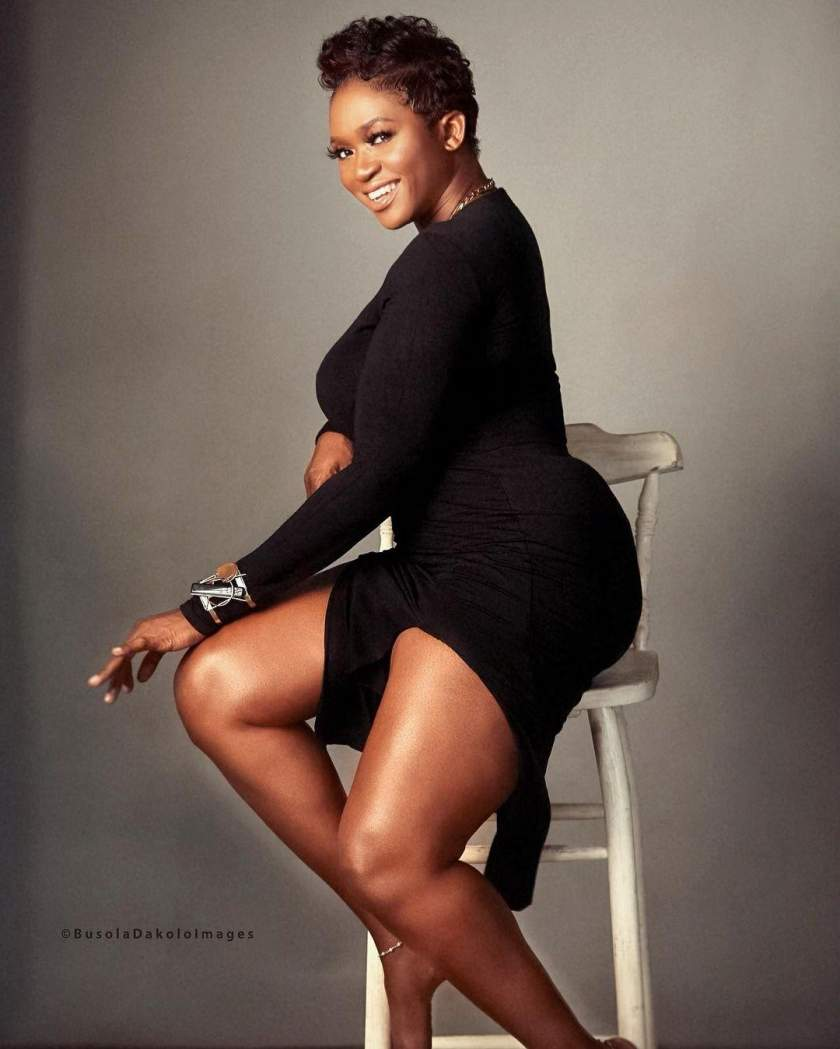 Singer Waje finally shows off her man, sparks wedding rumour