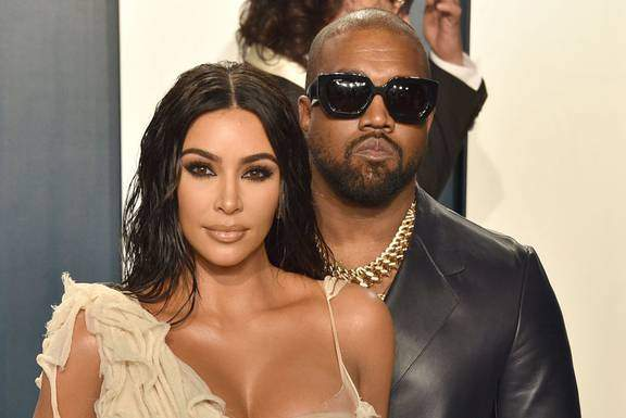 Reality star Kim Kardashian and Kanye West are allegedly getting a divorce