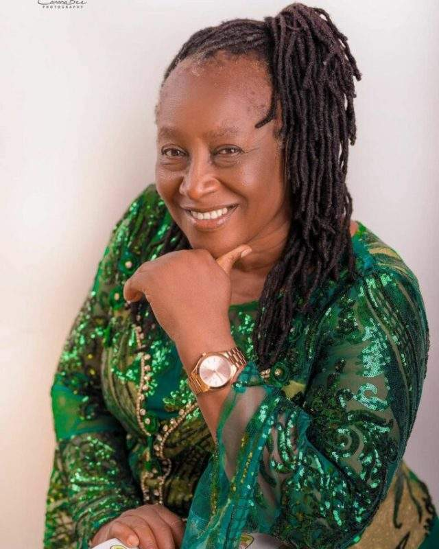"""How I got into Nollywood"" - Veteran actress, Patience Ozokwo reveals"