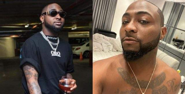 """""""You are a bastard, when I see you, you better run, E no go better for your generation"""" - Davido blows hot"""