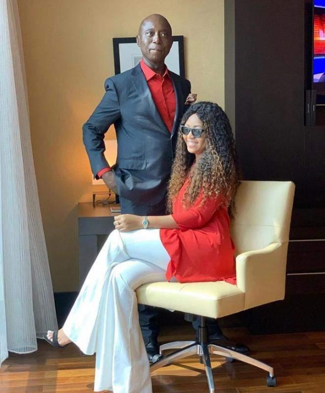 How I Saved Regina Daniels From Prostitution - Ned Nwoko
