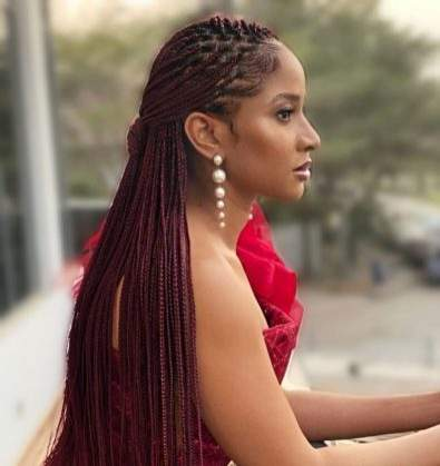 Banky W's wife, Adesua Etomi reveals one thing she wants to happen to her body