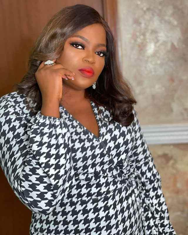Funke Akindele opens up on marrying JJC Skillz despite baby mama rumour