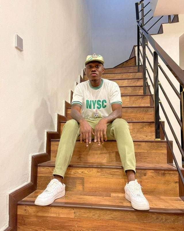 Nigerians react after Zlatan Ibile passes out from NYSC scheme