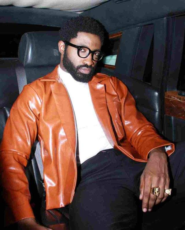 Ric Hassani reacts as NBC bans his latest song, 'Thunder fire you'