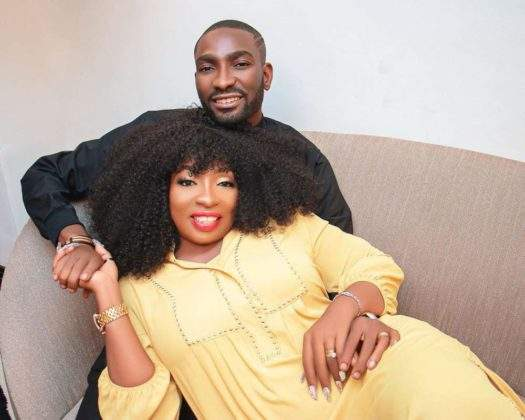 """Your shame dey shame me; Celebrity my foot"" - Fans drag Anita Joseph for sharing bathroom footage with husband (Video)"