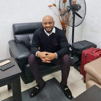 """Social media is putting youths under pressure to look like they are achieving"" - Actor, Yul Edochie reveals"