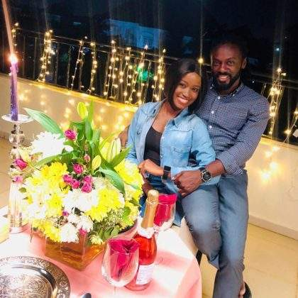 Lady marries corper who used to flog her in SS2 for lateness