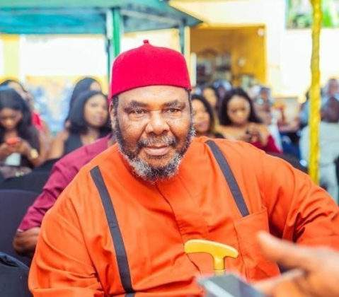 Pete Edochie advises women on how to handle cheating husbands (Video)